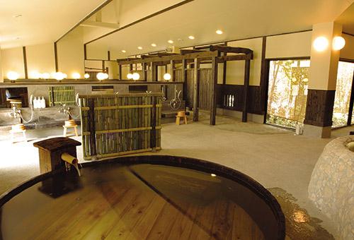 志楽の湯(川崎市の日帰り温泉)